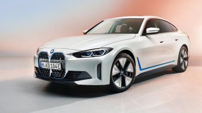 BMW i4 ra mắt, đấu Tesla Model 3, phạm vi hoạt động tối đa 590 km