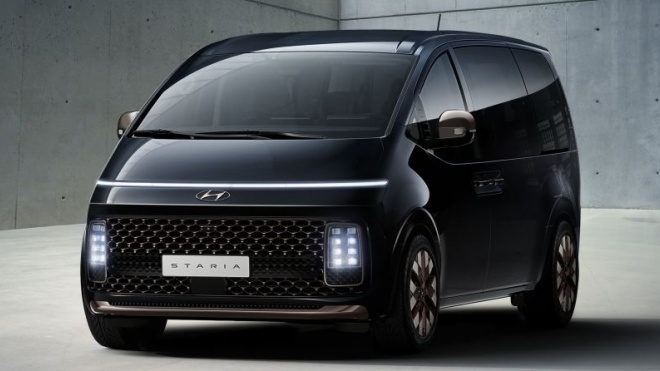 Hyundai Staria – Mẫu MPV sở hữu nhiều tiện nghi cho gia đình