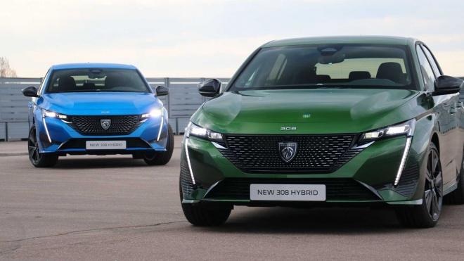 Peugeot 308 2021 chính thức ra mắt, thiết kế lột xác, trang bị như xe sang