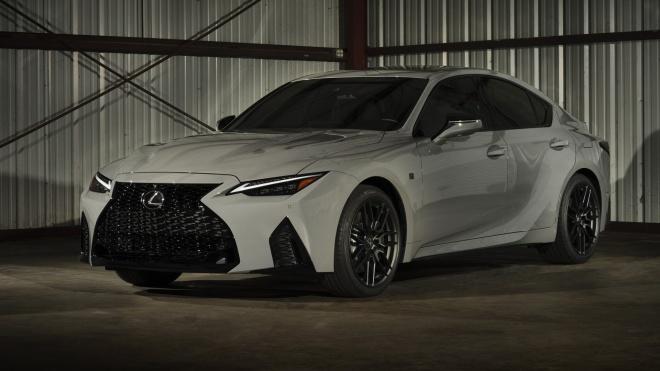 Lexus IS 500 F Sport Performance 2022 phiên bản đặc biệt giới hạn 500 chiếc