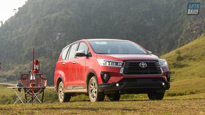 Đánh giá Toyota Innova mới: Chất lượng khẳng định vị thế