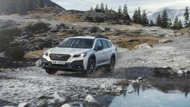 Subaru Outback 2021 cập bến thị trường châu Âu với 1 động cơ duy nhất