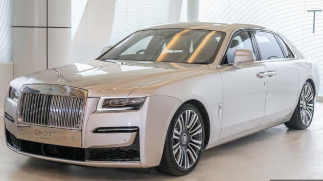 Rolls-Royce Ghost 2021 ra mắt tại Malaysia, giá từ 350.000 USD