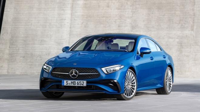 Mercedes-Benz CLS 2022 ra mắt: Mẫu coupe bốn cửa đầy cuốn hút