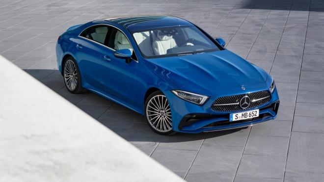 Thay đổi đáng chú ý trên Mercedes CLS 2022