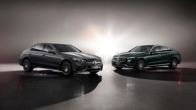 Mercedes-Benz C-Class L 2021 ra mắt: Tiểu Maybach cho thị trường Trung Quốc