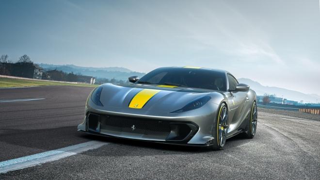 Ferrari 812 bản giới hạn lần đầu lộ diện, mạnh 818 mã lực