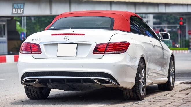 """Trải nghiệm """"hàng kịch độc"""" Mercedes E400 Cabriolet giá hơn 2 tỷ"""