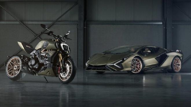 Ducati Diavel 1260 Lamborghini cập bến Đài Loan, sắp về Việt Nam