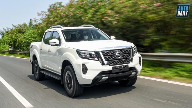 """Trải nghiệm chi tiết Nissan Navara 2021 - Lật đổ """"Ford Ranger""""?"""