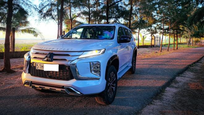 Người dùng đánh giá Mitsubishi Pajero Sport 2020 – Sẽ hoàn toàn chinh phục nếu…