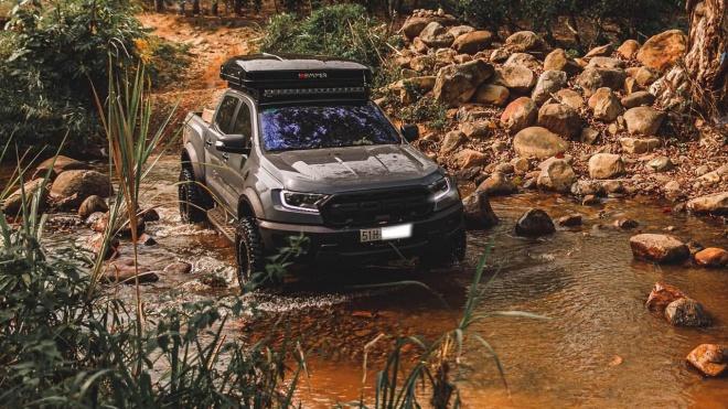 Người dùng đánh giá Ford Ranger Raptor sau hơn 10.000 km: Lựa chọn đáng tiền