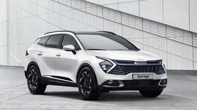 Kia Sportage 2022 ra mắt: Thiết kế táo bạo, nội thất hiện đại và cao cấp hơn