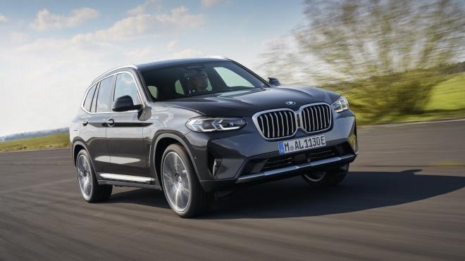Bộ đôi BMW X3 và X4 2022 ra mắt với lưới tản nhiệt lớn hơn, giá từ 43.700 USD