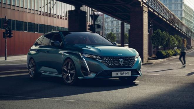 Peugeot 308 SW 2022: Lựa chọn thay thế bắt mắt và thực dụng hơn cho dòng SUV cỡ nhỏ