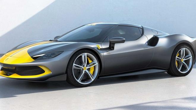 Ferrari 296 GTB hoàn toàn mới ra mắt, tiểu SF90 dùng động cơ V6