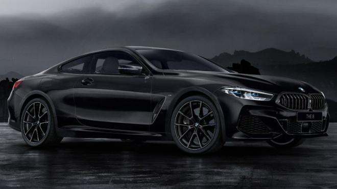 BMW 8 Series Frozen Black Edition giới hạn chỉ 20 chiếc
