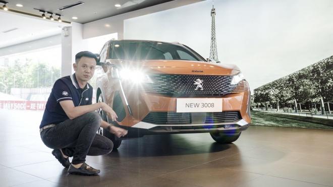 Trải nghiệm New Peugeot 3008 - Chất Âu rất khác phần còn lại...