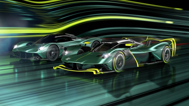 Siêu phẩm Aston Martin Valkyrie AMR Pro ra mắt, giới hạn chỉ 40 chiếc trên toàn cầu