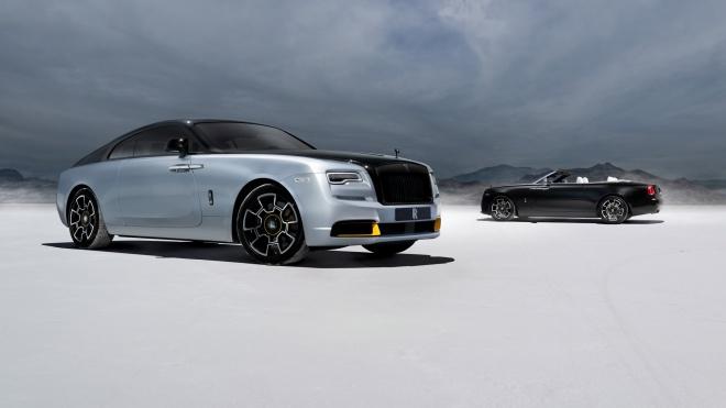 Rolls-Royce ra mắt bộ sưu tập Landspeed độc đáo cho 2 mẫu xe Wraith và Dawn