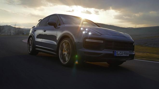 Cayenne Turbo GT 2022 ra mắt: Mẫu SUV nhanh nhất của Porsche