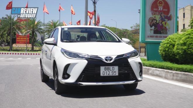 Nữ khách hàng đánh giá Toyota Vios 2021 sau buổi trải nghiệm: Rất đáng để lên đời!