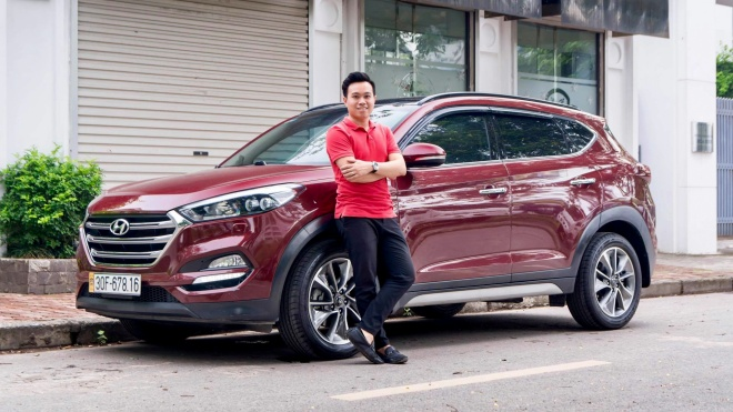 Người dùng đánh giá Hyundai Tucson nhập Hàn: Hài lòng, ngon trong tầm giá