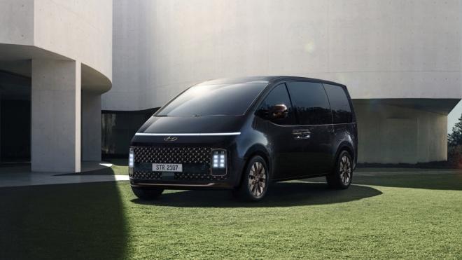 Hyundai Staria 2022 sẽ ra mắt tại Thái Lan vào tuần tới, chờ về Việt Nam