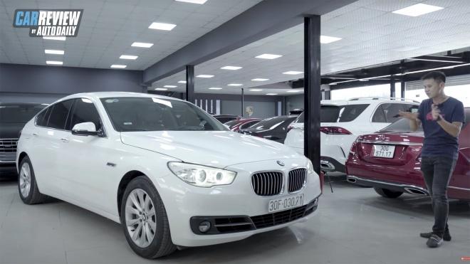 """Hơn 1,4 tỷ - Chọn """"huyền thoại"""" BMW 528GT 2015 hay SUV Hàn, Nhật mới"""