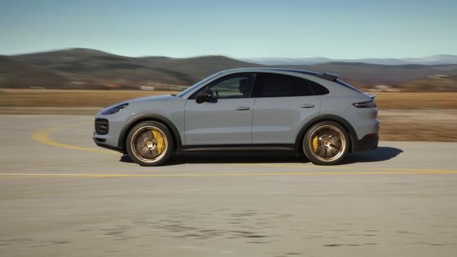 Cayenne Turbo GT – Mẫu SUV mạnh nhất của Porsche, giá hơn 12 tỷ đồng tại VN