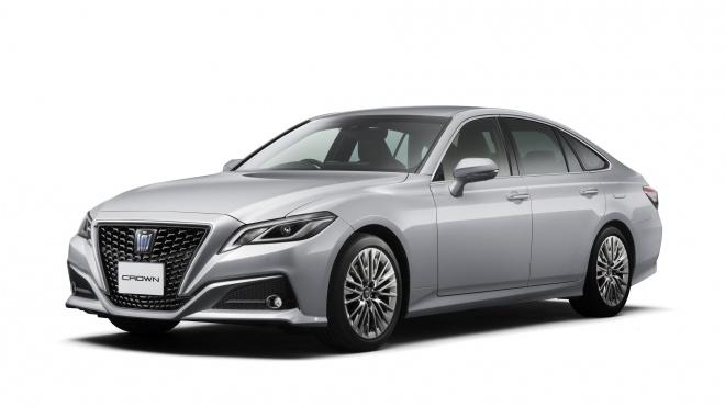 Toyota Crown được bổ sung thêm 2 phiên bản giới hạn mới, giá từ 47.000 USD
