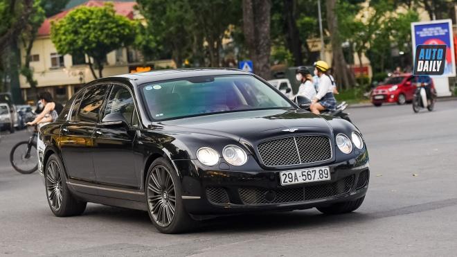 Autodaily Street Shots (P9): Bentley biển 56789 và dàn xe sang khủng