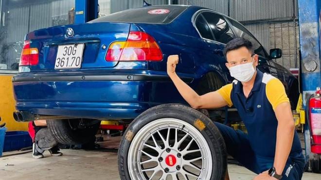 """Hành trình độ """"CỰC PHẨM"""" BMW E46"""