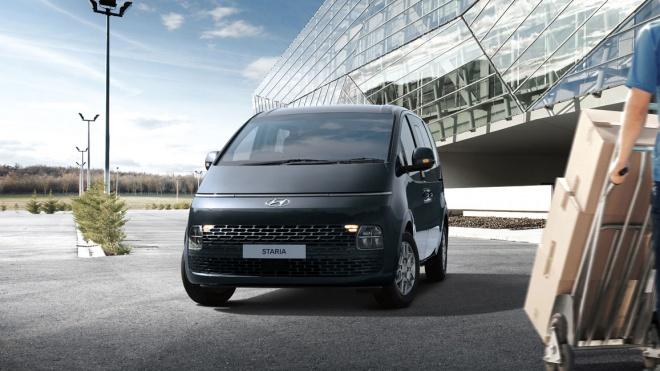 Hyundai Staria 2022 ra mắt tại Thái Lan, giá quy đổi từ 1,22 tỷ đồng
