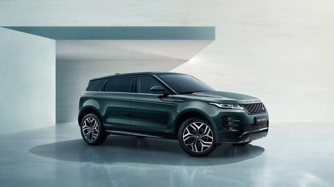 Range Rover Evoque L ra mắt tại Trung Quốc, giá từ 66.366 USD