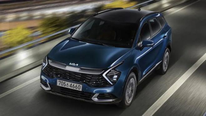 Kia Sportage Hybrid 2022 ra mắt, giá quy đổi từ 620 triệu đồng