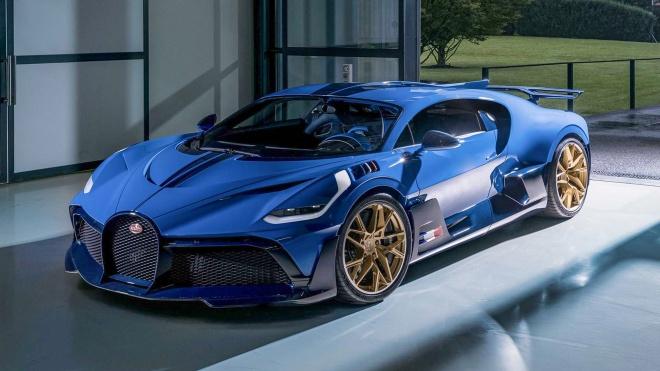 Chiếc Bugatti Divo 5,8 triệu USD cuối cùng được bàn giao đến tay khách hàng