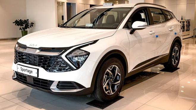 Thêm ảnh chi tiết Kia Sportage 2022: Mẫu crossover cực đẹp đấu Hyundai Tucson
