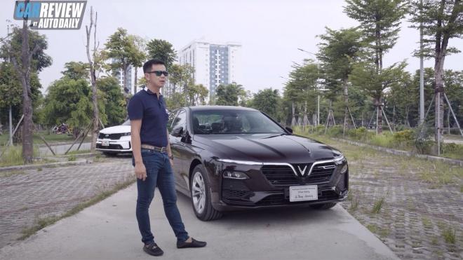 BÓC TEM xe VinFast Lux A 2.0 2021 - Chiếc xe NGON trong tầm giá
