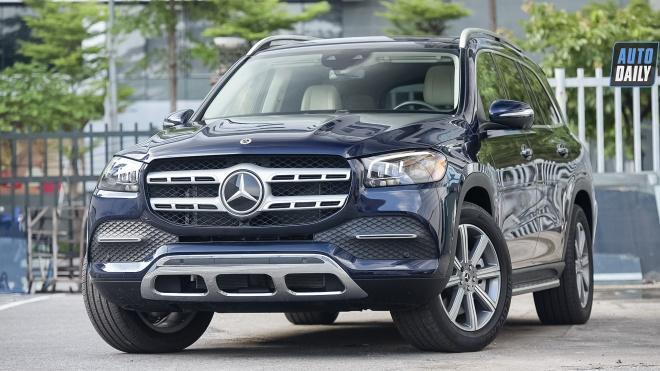 Mercedes-Benz GLS450 4Matic 2021 giá 6,5 tỷ, bản 6 chỗ nhập tư cho đại gia Việt