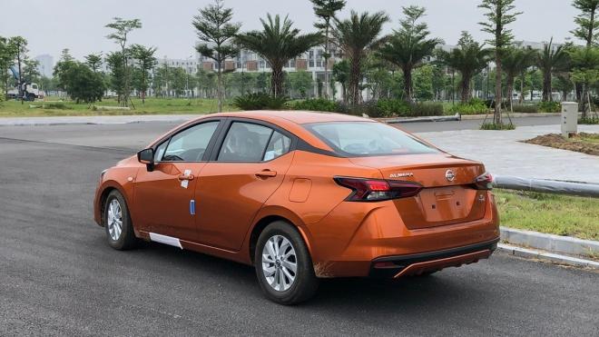 Nissan Almera 2021 đã có mặt tại Việt Nam, đấu Honda City