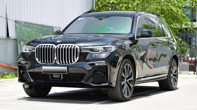 BMW X7 M-Sport nhập Mỹ chạy lướt chào bán lại hơn 6 tỷ đồng