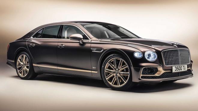 Bentley giới thiệu Flying Spur Hybrid Odyssean sản xuất giới hạn