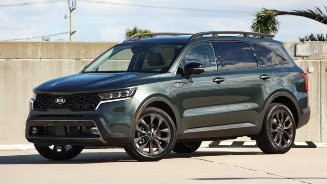 Top 11 SUV tốt nhất năm 2021 tại thị trường Mỹ: Kia Sorento góp mặt