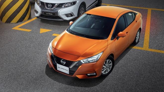 Chi tiết giá lăn bánh các phiên bản Nissan Almera 2021 tại Việt Nam
