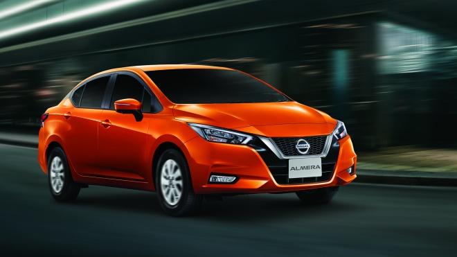 Nissan Almera 2021 ra mắt tại Việt Nam, giá từ 469 triệu đồng, đấu Vios, City