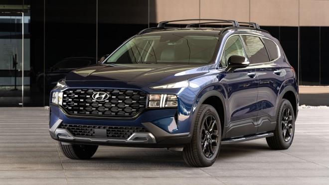 Hyundai Santa Fe 2022 CỰC NGẦU, giá quy đổi chỉ từ hơn 740 triệu đồng
