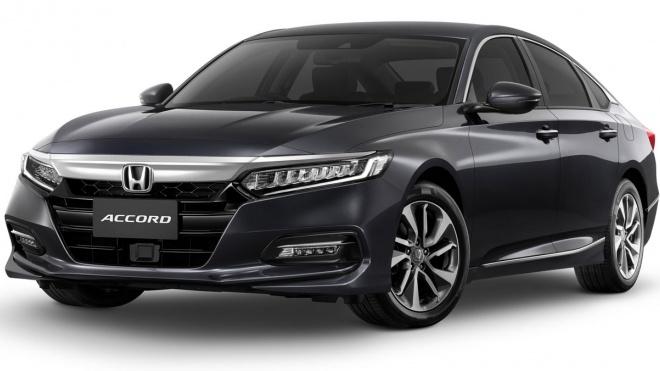 Honda Accord 2021 chính thức ra mắt, trang bị tiêu chuẩn Honda Sensing