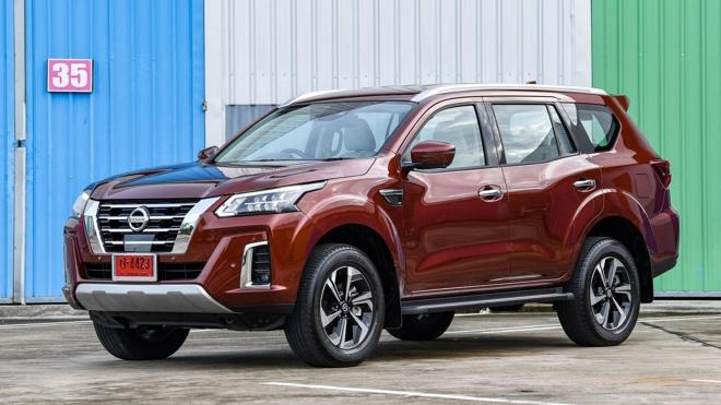 Nissan Terra 2021 chính thức ra mắt, giá từ 36.000 USD đấu Fortuner, Everest