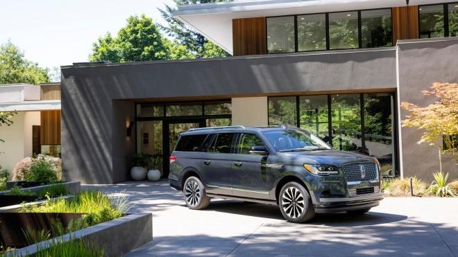 Lincoln Navigator 2022 ra mắt: SUV cỡ lớn ngập tràn công nghệ cho giới thượng lưu